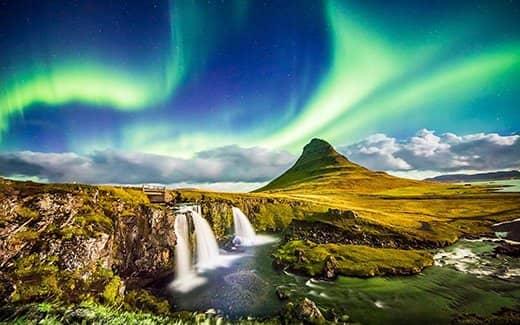 Исландия - спокойствие и природная благодать (фото)