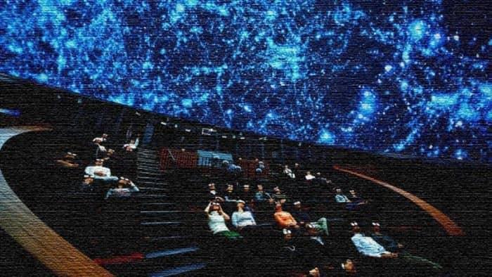 Московский планетарий - идеальная достопримечательность для семейного посещения (фото)