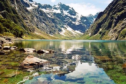 Новая Зеландия - высокий уровень жизни без границ (фото)