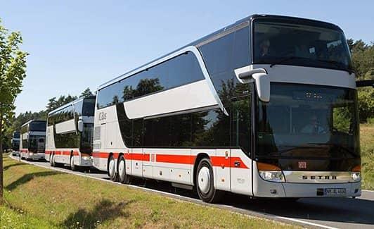 Отправляемся на автобусе в Прагу (фото)