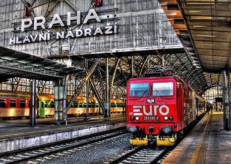 Самостоятельная поездка Санкт-Петербург – Прага на поезде (фото)