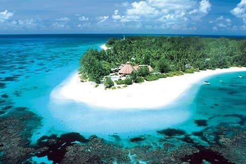 Сейшельские острова - добрый ислам и бескрайнее море (фото)