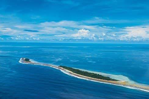 Тувалу - небольшая страна вдали от общественности (фото)