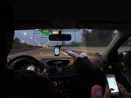 В Чехию на автомобиле собственным ходом (фото)