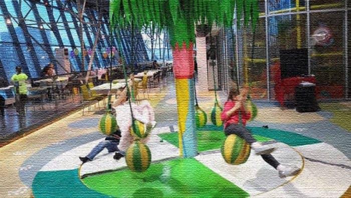 5 лучших мест Новосибирска для отдыха с детьми (фото)