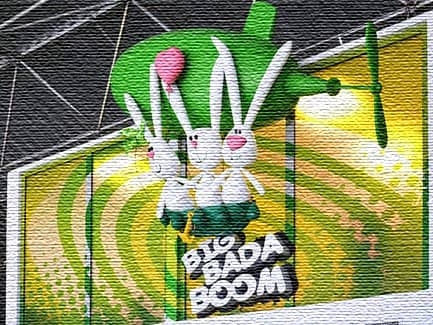 Биг Бада Бум (фото)