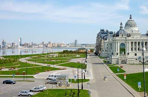 Что посмотреть в Казани в течение одного дня (фото)