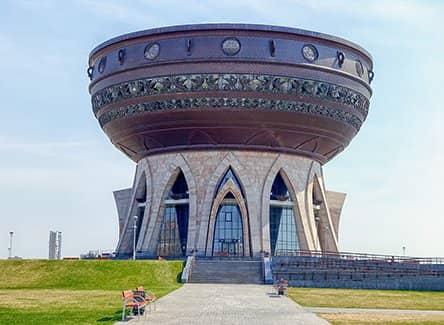 Основные достопримечательности Казани (фото)