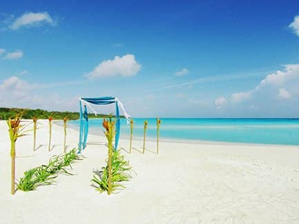 Пляж Фулхадху (фото)