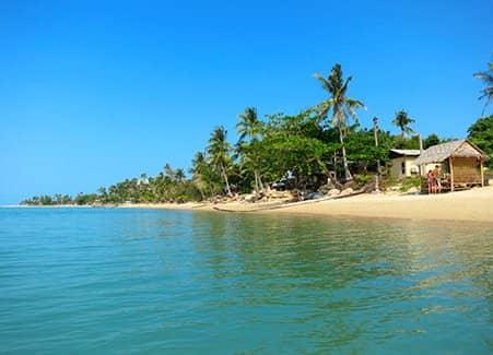 Пляжи острова Какао (фото)