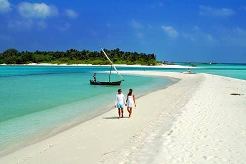 Пляжи острова Ника (фото)