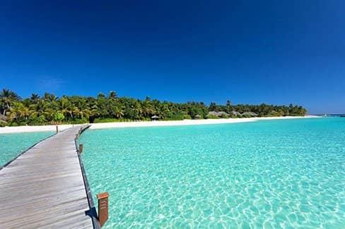 Пляжи острова Велиганду (фото)