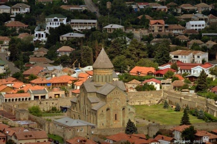 Притягательный Тбилиси.