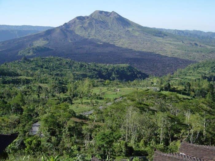 Батур вулкан