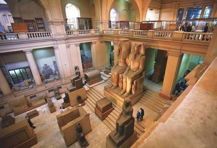 Египетский музей древностей