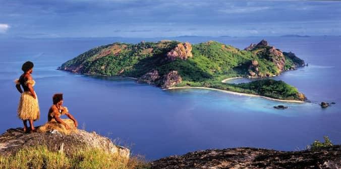Фиджи и местные жители