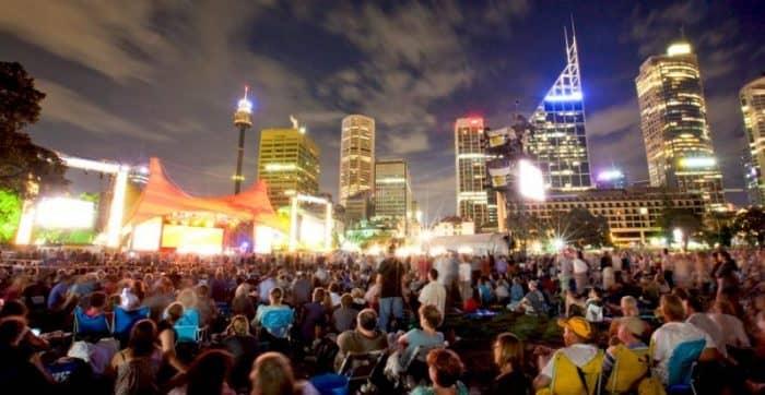 Главный фестиваль в Сиднея