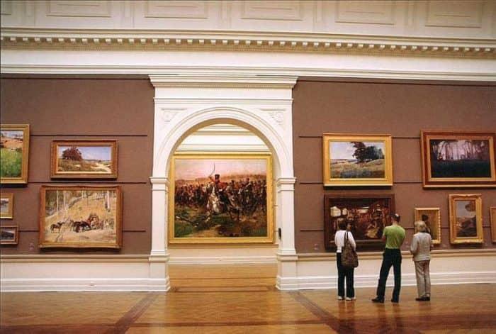 Художественная галерея Нового Южного Уэльса