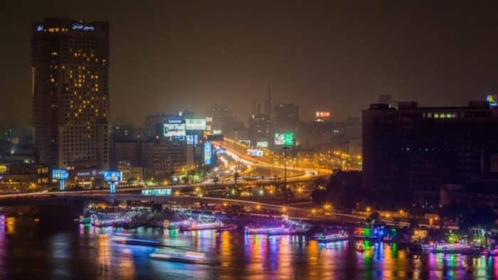 Каир ночная жизнь
