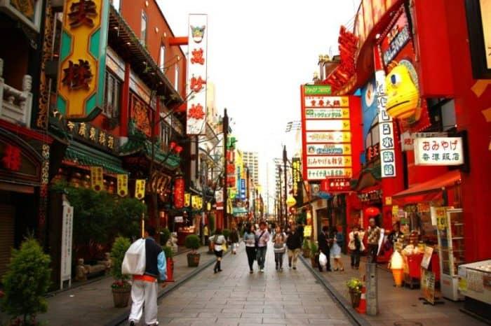 Китайский квартал Джакарты
