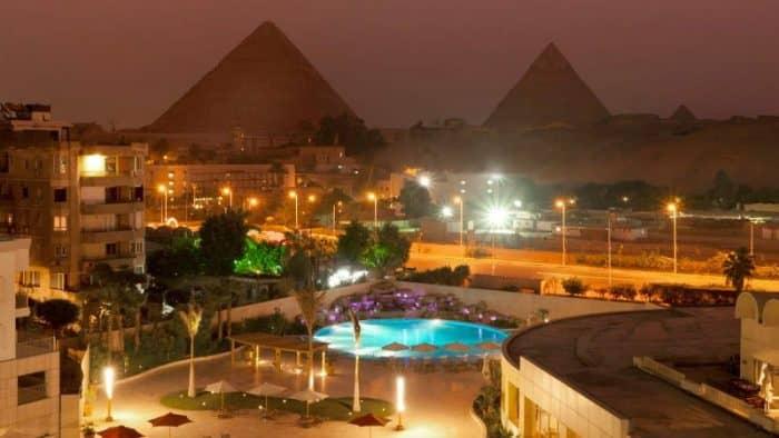 Курортный город Каир