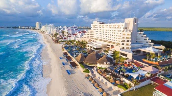 Курортный город Канкун