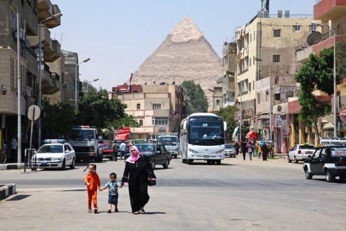Лучшее время для посещения Каира