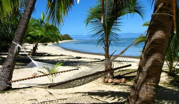 Лучшие пляжи Фиджи