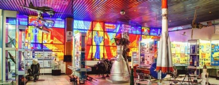 Музей Самарского аэрокосмического развития