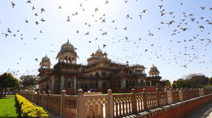 Музей в Джайпуре