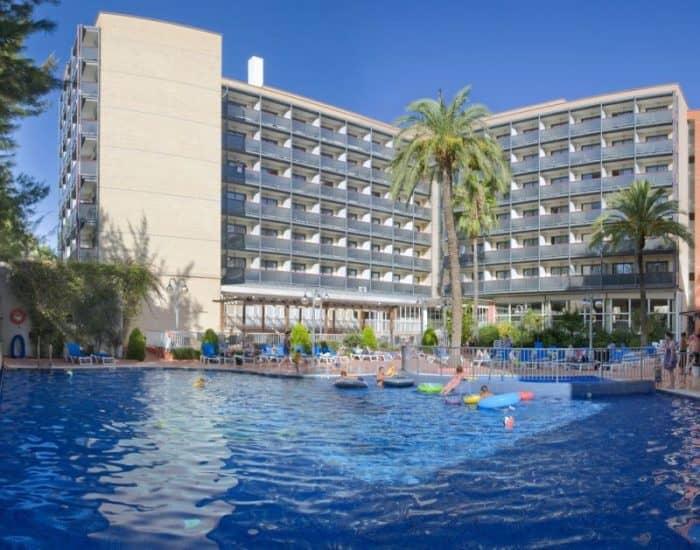 Отель Eurosalou