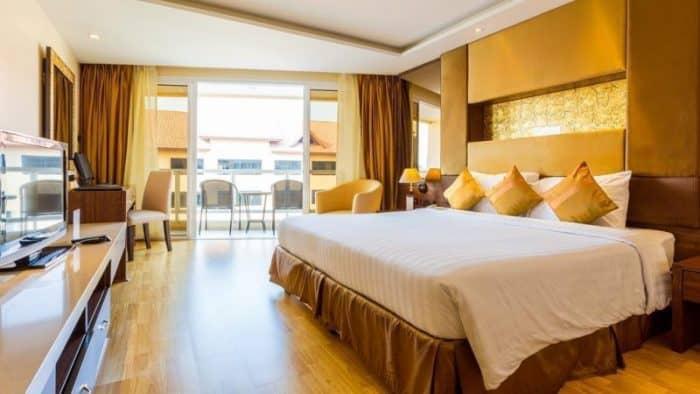 Отель Nova Gold