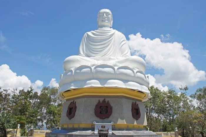 Пагода Белый Будда