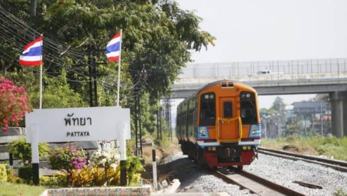 Поезда в Паттайя