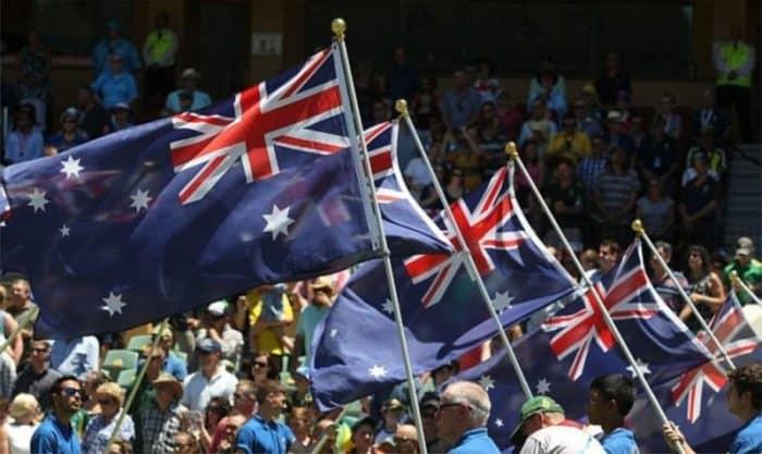 Празднование Дня Австралии