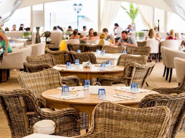 Рестораны в Салоу