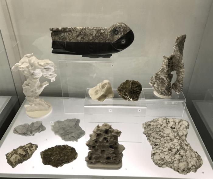 Ряд камней