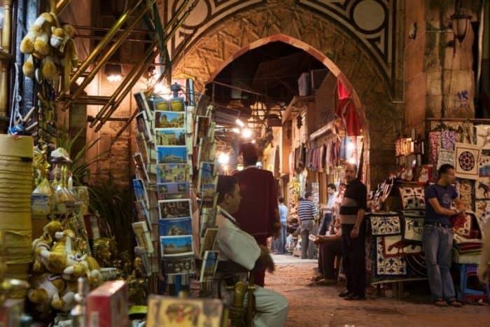 Рынок Хан аль Халили