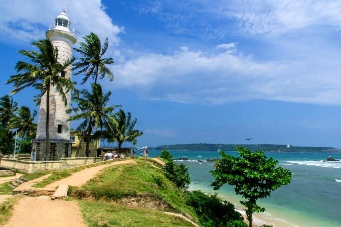 Шри -Ланка 2019