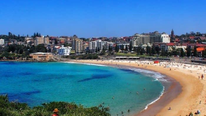 Сиднейские пляжи