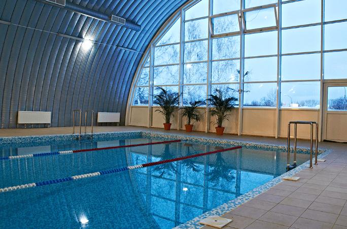 Сталагмит бассейн