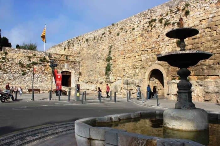 Стены Таррагоны