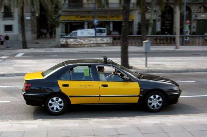 Такси Салоу