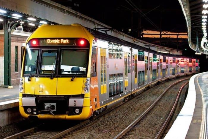 Транспорт в Сиднее