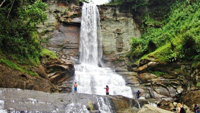 Водопад экскурсия