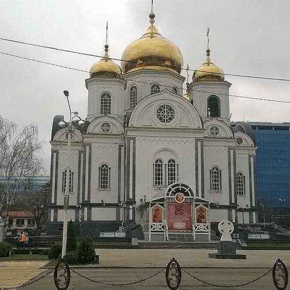 Воисковой собор А.Невского