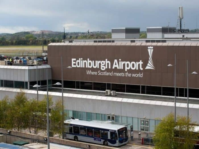 Аэропорт Эдинбурга