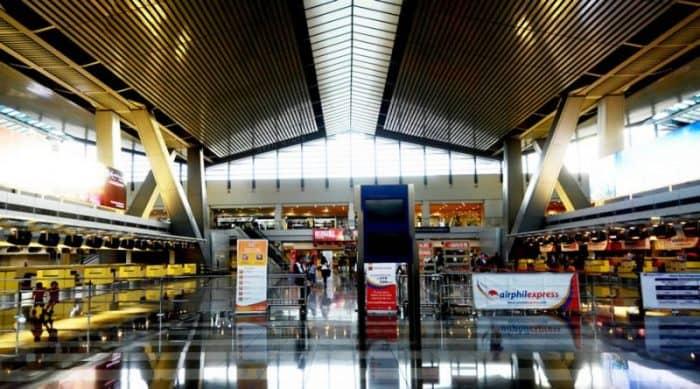 Аэропорт Манила