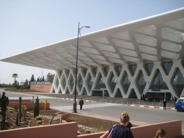 Аэропорт Марракеш