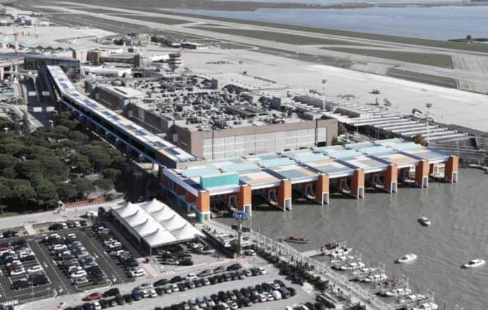 Аэропорт Венеции